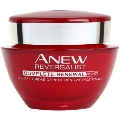 Avon Anew Reversalist crema de noapte cu efect de anti imbatranire