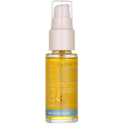 hranilni serum za lase z maroškim arganovim oljem
