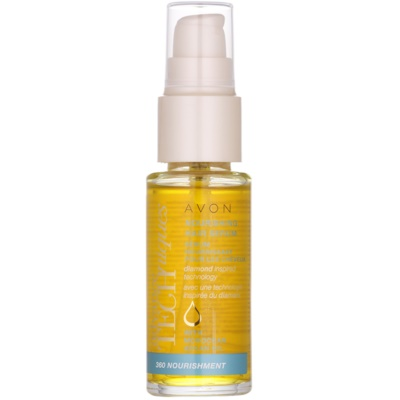 sérum nutritivo para o cabelo com óleo de argan marroquino