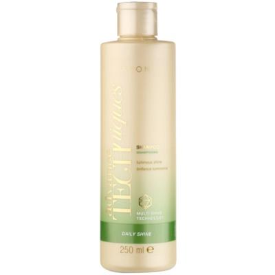 šampon za sijaj in mehkobo las