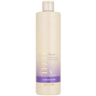 шампунь для об'єму волосся 24 години