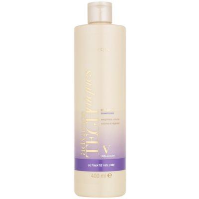 Shampoo für Volumen 24 h