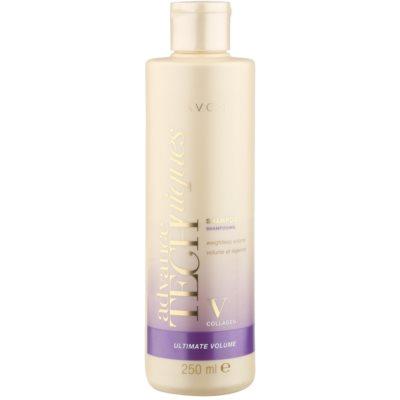 šampon pro zvětšení objemu