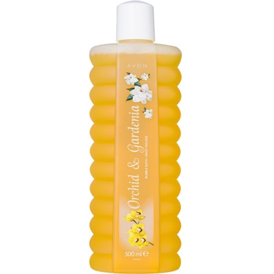Bath Foam With Floral Fragrance