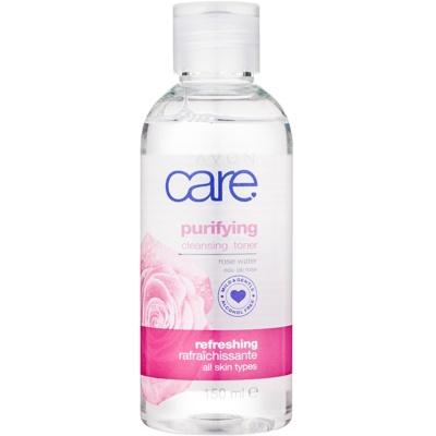 tónico de limpeza para todos os tipos de pele