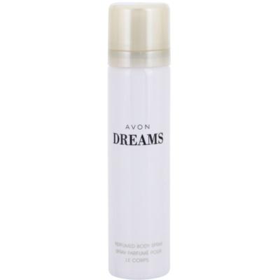 spray de corpo para mulheres 75 ml spray corporal