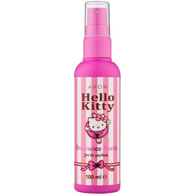 spray corporal perfumado
