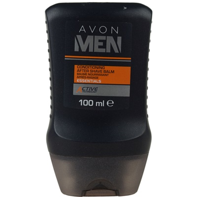 Avon Men Essentials Revitalizing Balm Aftershave