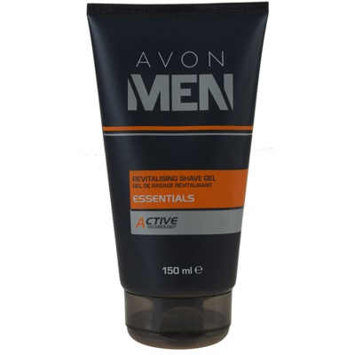 Avon Men Essentials Revitalising Shave Gel