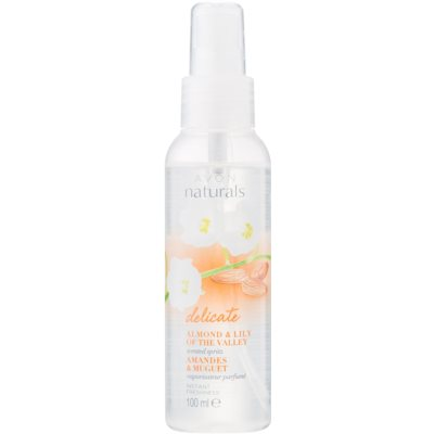 Body Spray with Almond and Lily of the Valley