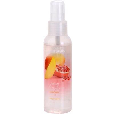 telový sprej s granátovým jablkom a mangom