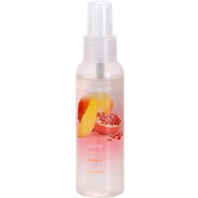 spray corporal com romã e manga