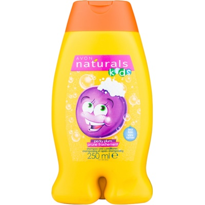 Avon Naturals Kids Shampoo And Conditioner 2 In 1 For Kids