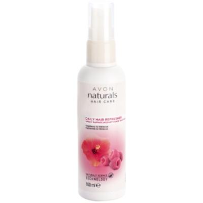 Spray für fettiges, feines und poröses Haar