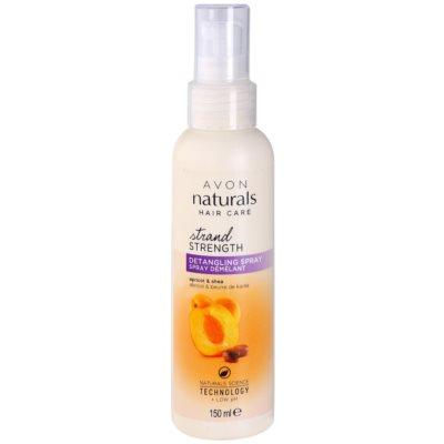 vlasový sprej pro snadné rozčesání vlasů