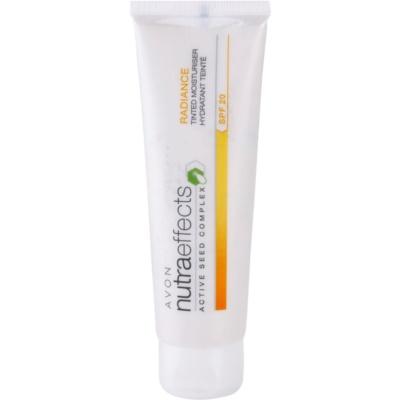 crema de día iluminadora con efecto mate  SPF 20