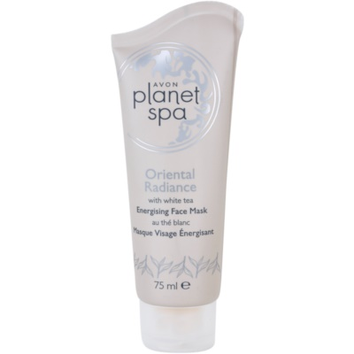 Energising Peel - Off Face Mask With White Tea