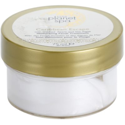Radiance Night Care With Pearl And Seaweed Extracts
