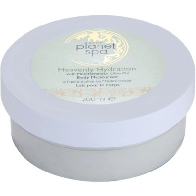 Avon Planet Spa Heavenly Hydration Moisturizing Body Cream