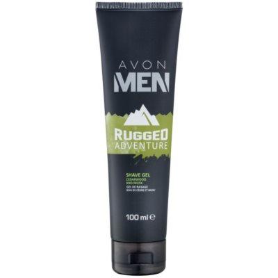borotválkozási gél férfiaknak 100 ml