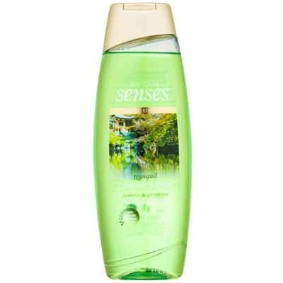 Shower Gel With Jasmine Fragrance