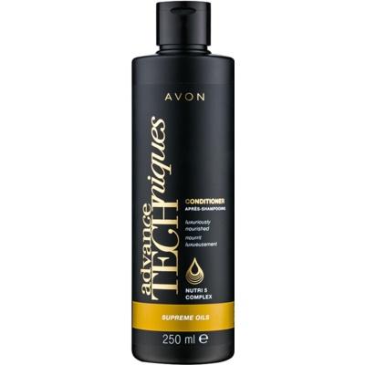 odżywka o intensywnym działaniu z luksusowymi olejkami do wszystkich rodzajów włosów