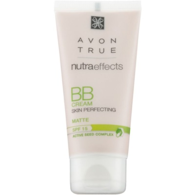 Avon True NutraEffects crema BB matifianta SPF 15