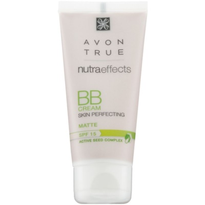 Avon True NutraEffects mattító BB krém SPF 15