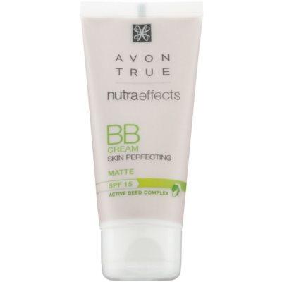 BB crème matifiante SPF 15