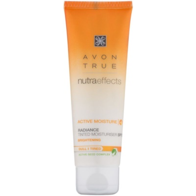 Tinted Moisturiser Day Cream SPF 20
