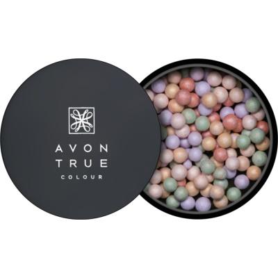 perles teintées pour une peau unifiée