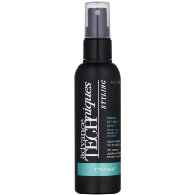 Spray zum Glätten der Haare