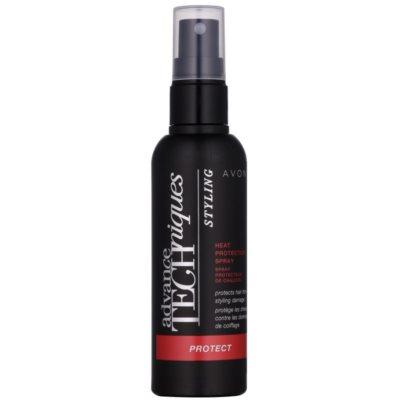 ochranný sprej pre tepelnú úpravu vlasov