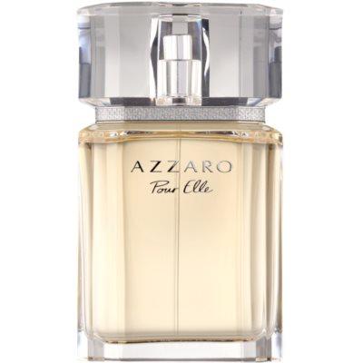 Azzaro Pour Elle parfémovaná voda pro ženy  plnitelná