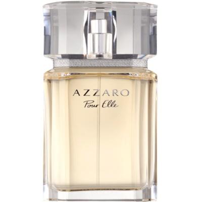 Azzaro Pour Elle Eau de Parfum para mulheres  recarregável