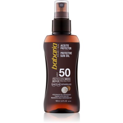 Sun Oil In Spray SPF 50
