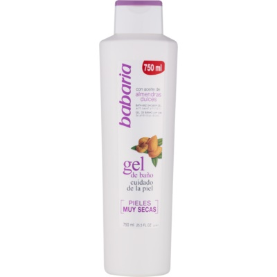 Duschgel für trockene Haut