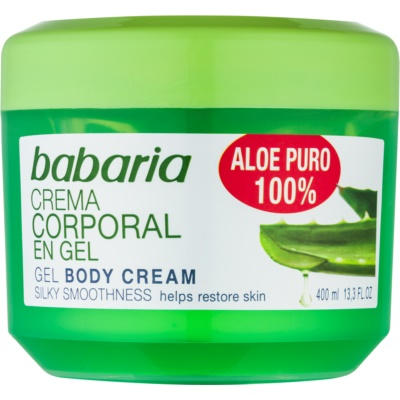 Babaria Aloe Vera Moisturizing Gel For Body
