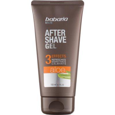borotválkozás utáni gél