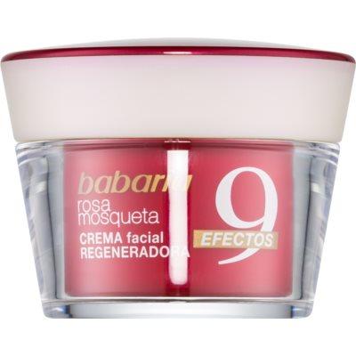 crema facial antiarrugas regeneradora