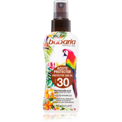 Protective Tan-Enhancing Oil SPF 30