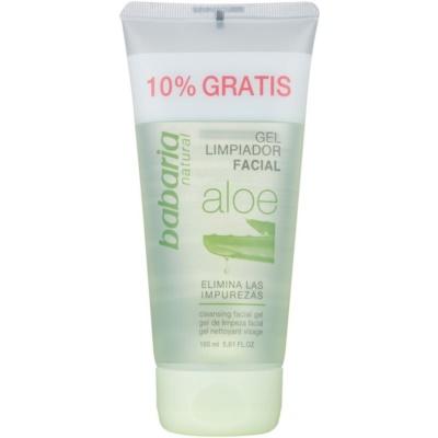 Reinigungsgel  mit Aloe Vera