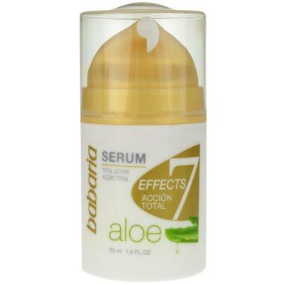 bőr szérum Aloe Vera tartalommal