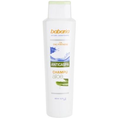 šampon proti prhljaju z aloe vero