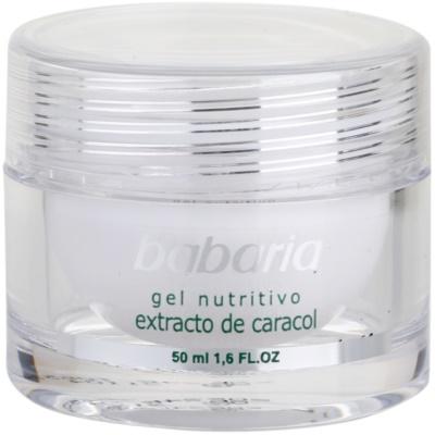 Babaria Extracto De Caracol gel hydratant à l'extrait de bave d'escargot