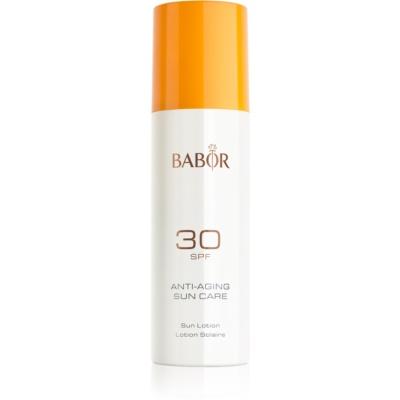 Sonnenlotion für Gesicht und Körper SPF30