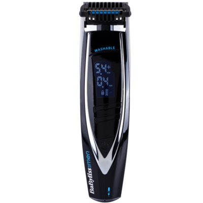 BaByliss For Men Digital Control E876E trymetr do brody