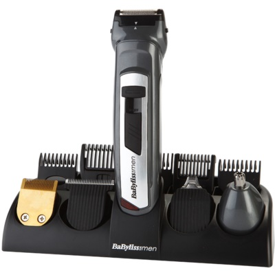 BaByliss For Men Multi 10 Titanium prirezovalnik za lase in brado