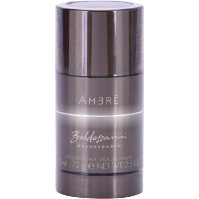 Baldessarini Ambré дезодорант-стік для чоловіків 75 мл