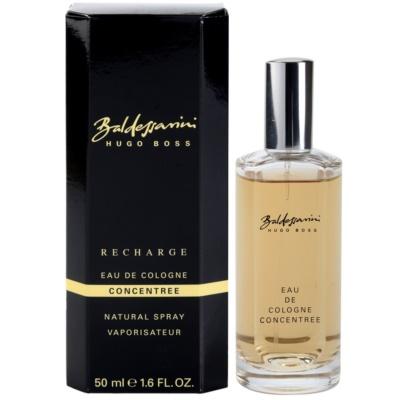 Eau de Cologne für Herren 50 ml Deodorant-Nachfüllung